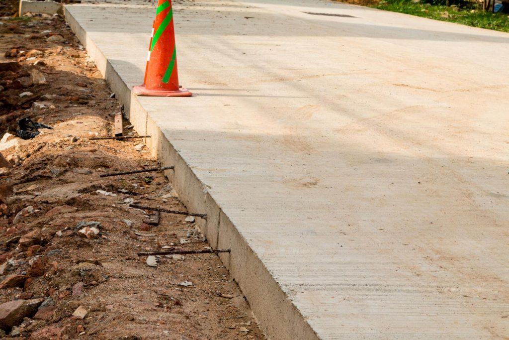 Birmingham Concrete Contractors - Concrete Driveways 1